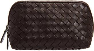 Bottega Veneta Medium Intrecciato Cosmetic Bag