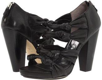 Botkier Quin Sandal (Black) - Footwear