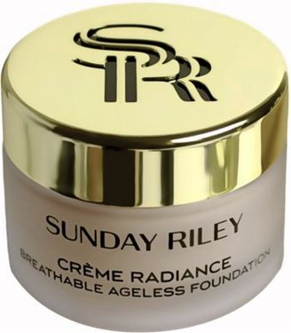Sunday Riley Crème Radiance Breathable Ageless Foundation