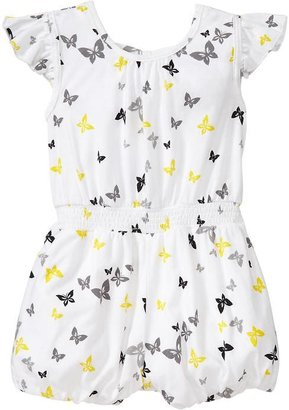 Old Navy Printed Bubble Rompers for Baby