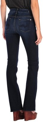 7 For All Mankind Kimmie Bootcut in Sisr