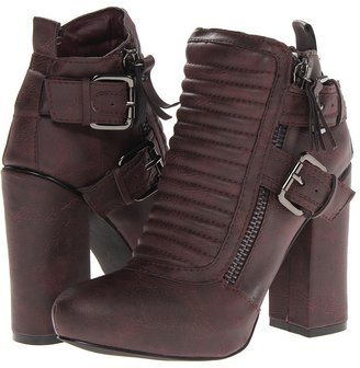 Penny Loves Kenny Asher Women's Zip Boots