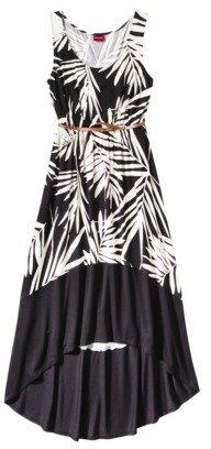 Merona Petites Sleeveless Scoop-Neck Maxi Dress - Assorted Prints