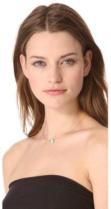 Heather Hawkins Tiny Gemstone Necklace