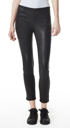 Theory Belisa L Pant in Danish Leather