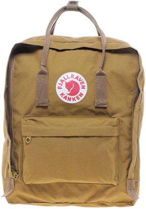 Fjäll Räven Kanken Backpack - Yellow