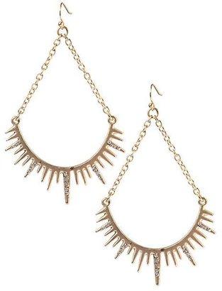 Juicy Couture Hive & Honey Half Sun Drop Earring
