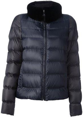 Fendi bi-colour padded jacket