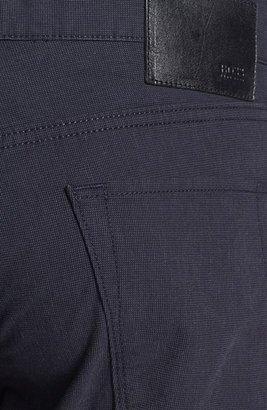 HUGO BOSS HUGO 'Maine' Microstructure Pants
