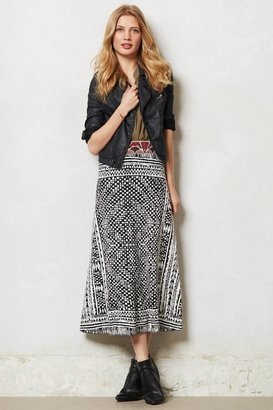 Anthropologie Vereda Sweater Skirt