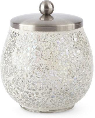 Royal Velvet Crystal Covered Jar