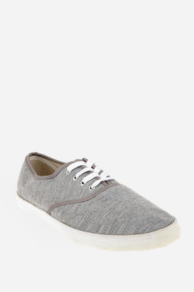 Urban Outfitters Jersey Plimsoll Sneaker