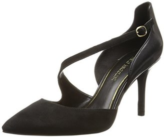 Enzo Angiolini Women's Czarlita Suede Dress Pump $39.98 thestylecure.com
