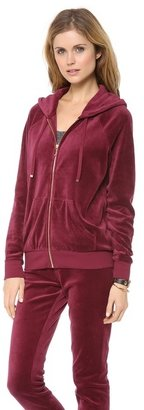 Juicy Couture Relaxed Hoodie