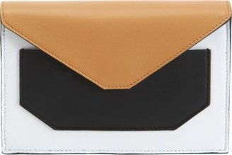 Narciso Rodriguez Crossbody Envelope Clutch