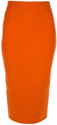 DSquared DSQUARED2 fitted pencil skirt