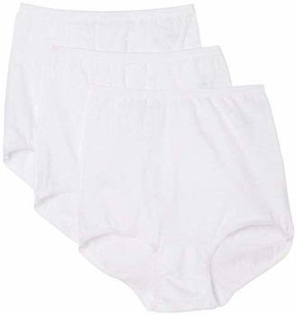Vanity Fair Women's Lollipop Brief Panties 3 Pack 15361 $11.10 thestylecure.com