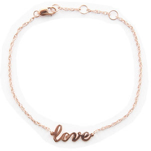 Jennifer Zeuner Jewelry Addison Love Bracelet