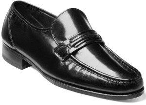 Florsheim Men's Como Moc Toe Penny Loafer Men's Shoes