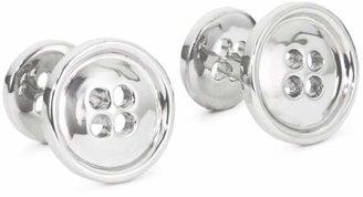 """Rotenier Novelty"""" Sterling Buttons Cufflinks"""