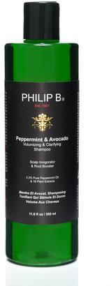 Philip B Peppermint & Avocado Volumizing & Clarifying Shampoo, 7.4 oz.
