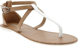 Old Navy Girls Colorblock Sandals