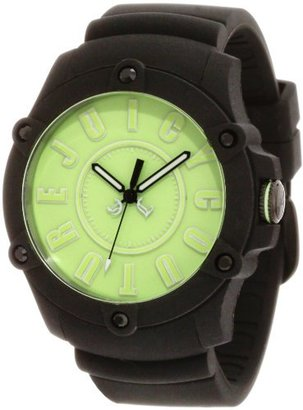 Juicy Couture Women's 1900906 Surfside Silicon Strap Watch $54 thestylecure.com