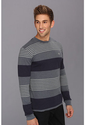 Quiksilver Trackers Microthermal L/S Tee