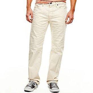 JCPenney JF J. Ferrar® Slim Straight Denim Jeans