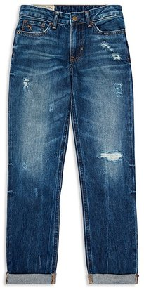Ralph Lauren Childrenswear Boys' Slouchy Skinny Jeans - Big Kid