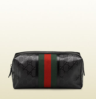 Gucci Large Cosmetic Case.