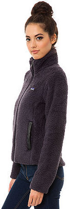 Patagonia The Los Lobos Super Soft Fleece Jacket in Navy
