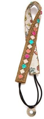 Deepa Gurnani Colorful Stone Headband