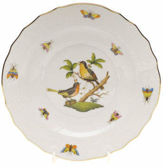 Herend Rothschild Bird Dessert Plate 8