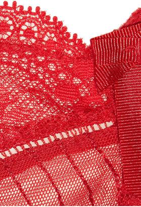 Elle Macpherson Intimates Desert Heat underwired soft-cup bra