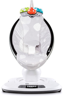 4moms mamaRoo Plush Bouncer - Silver $249.99 thestylecure.com