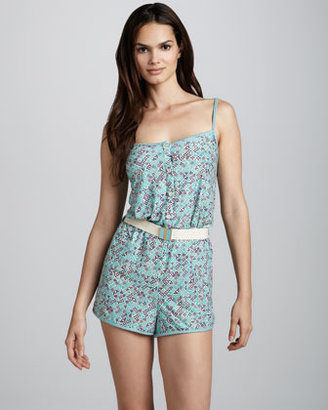 Marc by Marc Jacobs Jamie Belted Jumpsuit