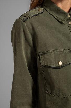 Sanctuary Army Shirt Jacket