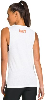 Under Armour Women's Tough Mudder Charged Cotton Legacy Sleeveless T-Shirt