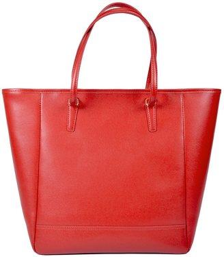 Royce Leather Charlotte Shoulder Bag