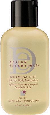 Ulta Design Essentials Botanical Oils Hair and Body Moisturizer