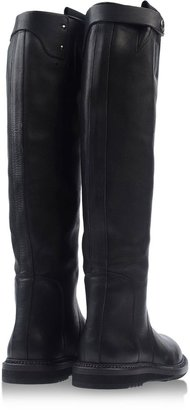 Rick Owens Over the knee boots