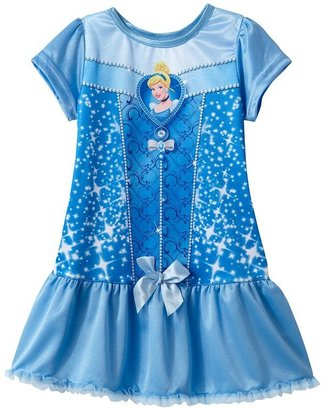 Cinderella Disney princess nightgown - toddler