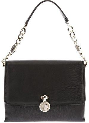 Bulgari coin clasp handbag
