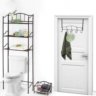 Popular Bath Products 3-piece Scroll Space Saver Set