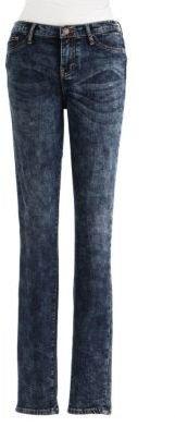 Dittos Jessica Mid-Rise Denim Leggings