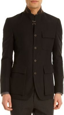 Burberry Mortland Convertible Jacket
