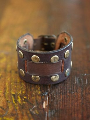 Free People Vintage Studded Cuff