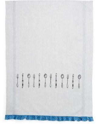 Sur La Table Flatware Vintage-Inspired Kitchen Towel