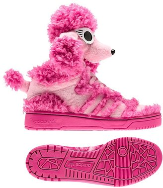 adidas Jeremy Scott Poodle Shoes